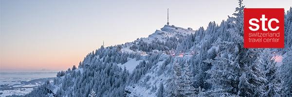Winter-Rigi-Staffelhöhe