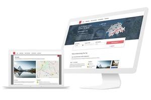 Switzerland Travel Service Trip Planner